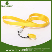Latest technology yellow christmas ego lanyard ring